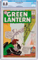 Green Lantern #12 (DC, 1962) CGC VF 8.0 Cream to off-white pages
