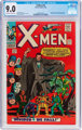 X-Men #22 (Marvel, 1966) CGC VF/NM 9.0 Off-white to white pages