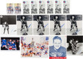 Hockey Collectibles:Others, 1990's Clint Smith Signed Collection Lot of 19....