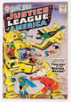 The Brave and the Bold #29 Justice League of America (DC, 1960) Condition: VG