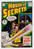 Silver Age (1956-1969):Horror, House of Secrets #23 (DC, 1959) Condition: FN....