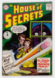 House of Secrets #23 (DC, 1959) Condition: FN