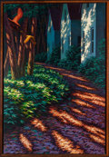 Fine Art - Painting, American:Contemporary   (1950 to present)  , Leonard J. Koscianski (b. 1952). Morning Light, 1990. Oil oncanvas. 80 x 54 inches (203.2 x 137.2 cm). Signed, dated, a...