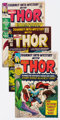 Journey Into Mystery/Thor Group of 18 (Marvel, 1964-68) Condition: Average FN.... (Total: 18 Comic Books)