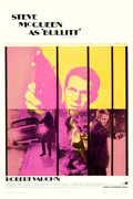 "Movie Posters:Crime, Bullitt (Warner Brothers, 1968). International One Sheet (27"" X41"").. ..."
