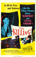 """Movie Posters:Film Noir, The Killing (United Artists, 1956). One Sheet (27"""" X 41"""").. ..."""