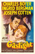 "Movie Posters:Film Noir, Gaslight (MGM, 1944). One Sheet (27"" X 41"").. ..."