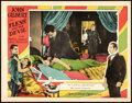 "Movie Posters:Romance, Flesh and the Devil (MGM, 1926). Lobby Card (11"" X 14"").. ..."