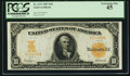 Large Size:Gold Certificates, Fr. 1171 $10 1907 Gold Certificate PCGS Extremely Fine 45.. ...