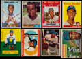Baseball Cards:Lots, 1956-75 Topps Ernie Banks Collection (30)....