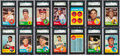 Baseball Cards:Lots, 1963 Topps Baseball High Grade Collection (550+). ...
