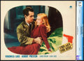 "Movie Posters:Film Noir, This Gun for Hire (Paramount, 1942). CGC Graded Lobby Card (11"" X14"").. ..."