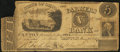 Obsoletes By State:Ohio, Canton, OH- Farmers Bank of Canton Spurious $5 May 10, 1837. ...