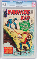 Silver Age (1956-1969):Western, Rawhide Kid #50 (Marvel, 1966) CGC NM/MT 9.8 Off-white to whitepages....