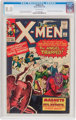 X-Men #5 (Marvel, 1964) CGC VF 8.0 Off-white pages