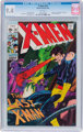 X-Men #59 (Marvel, 1969) CGC NM 9.4 White pages