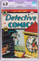 Detective Comics #66 (DC, 1942) CGC Apparent FN 6.0 Slight (B-1) Off-white to white pages