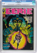 Magazines:Horror, Eerie #17 (Warren, 1968) CGC NM 9.4 White pages....
