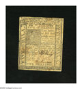 Colonial Notes:Delaware, Delaware January 1, 1776 5s Very Fine. This example was once folded into fourths....