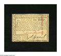Colonial Notes:Massachusetts, Massachusetts May 5, 1780 $1 About New. This uncancelled examplehas a couple of repairs done with stamp hinges. It also has...