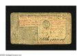 Colonial Notes:New Jersey, New Jersey April 16, 1764 £3 Very Fine. The text is easily readableon both sides of this note that has avoided edge tears....