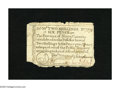Colonial Notes:North Carolina, North Carolina December, 1771 2s/6d Very Fine. A missing cornerplus edge notches and tears are found on this note....