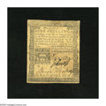 Colonial Notes:Pennsylvania, Pennsylvania April 3, 1772 1s Fine. A center and a corner repairare found on this note....