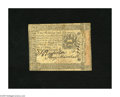 Colonial Notes:Pennsylvania, Pennsylvania October 1, 1773 2s/6d About New. A center fold isfound on this note....