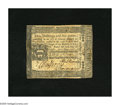 Colonial Notes:Pennsylvania, Pennsylvania October 25, 1775 2s/6d Very Fine. A couple of clueshold that this lightly soiled note was probably once mounte...