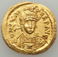 Ancients:Roman Imperial, Ancients: Leo I the Great (AD 457-474). AV solidus (4.39 gm). AboutXF, double-struck....