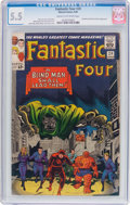 Silver Age (1956-1969):Superhero, Fantastic Four #39 (Marvel, 1965) CGC FN- 5.5 Cream to off-white pages....