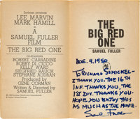 "The Big Red One (Bantam Books, 1980). Inscribed Paperback Edition (432 Pages, 4"" X 7"")"