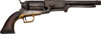 "Colt Civilian Model Walker Single Action Revolver Attributed to John Coffee ""Jack"" Hays"