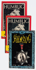 Silver Age (1956-1969):Alternative/Underground, Humbug Group of 5 - Bill Elder File Copies (Humbug, 1957-58)Condition: Average GD/VG.... (Total: 5 Comic Books)