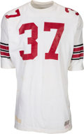 Football Collectibles:Uniforms, 1966-67 Pat Fischer Game Worn St. Louis Cardinals Jersey....