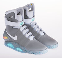Nike Air Mag (Back to the Future), Multi-Colored/Multi-Color, 2016 Size 13, Original Box with Signe