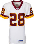 Football Collectibles:Uniforms, 2002 Darrell Green Game Worn & Signed Washington Redskins Jersey....