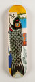 After Robert Rauschenberg X The Skateroom Doubleluck, 2016 Screenprint in colors on skate deck 31 x 8 inches (78.7 x...
