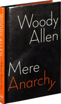 "Movie Posters:Comedy, Woody Allen ""Mere Anarchy"" (Random House, 2007). InscribedHardcover Book (160 Pages, 6"" X 8.5""). ..."
