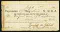 Obsoletes By State:Ohio, 89th Reg. Ohio V., USA, OH- C.W. Copes Sutler $2 Sep. 1, 1863. ...