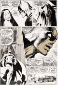 Original Comic Art:Panel Pages, Neal Adams Batman #251 Story Page 13 Original Art (DC,1973)....