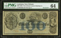 Obsoletes By State:Louisiana, New Orleans, LA- New Orleans Canal & Banking Co. $100 18__ Remainder. ...