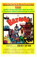 "Movie Posters:Action, Batman (20th Century Fox, 1966). One Sheet (27"" X 41"").. ..."