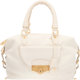 "Louis Vuitton Haute Maroquinerie Collection Ivory Lambskin Leather Tote Bag Condition: 2 13"" Width x 10"" Heigh..."