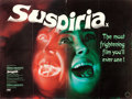 "Movie Posters:Horror, Suspiria (EMI, 1977). British Quad (30"" X 40"").. ..."