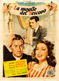 "Movie Posters:Comedy, The Bishop's Wife (ENIC, 1948). Italian 4 - Fogli (55"" X 76"")Averardo Ciriello Artwork.. ..."