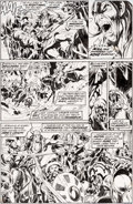 Original Comic Art:Panel Pages, Neal Adams Conan the Barbarian #37 Page 7 Original Art(Marvel, 1974)....