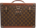 "Luxury Accessories:Travel/Trunks, Louis Vuitton Classic Monogram Canvas Train Case. Condition:4. 14"" Width x 10"" Height x 8.5"" Depth. ..."