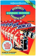 Memorabilia:Comic-Related, The Overstreet Comic Book Grading Guide First Edition (Avon, 1992) Condition: VF/NM....