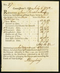 Colonial Notes:Connecticut, Yale College Fund (Connecticut) £169.16.2 1/2 July 3, 1792 AboutNew.. ...